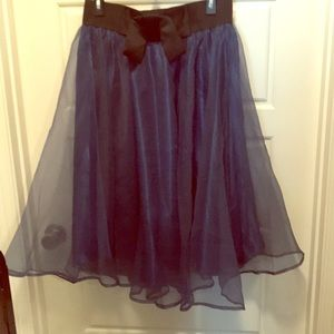 Retro vintage skirt